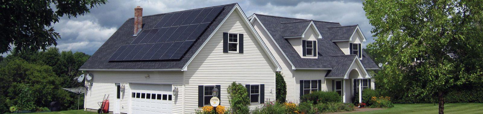 Residential solar in Barre