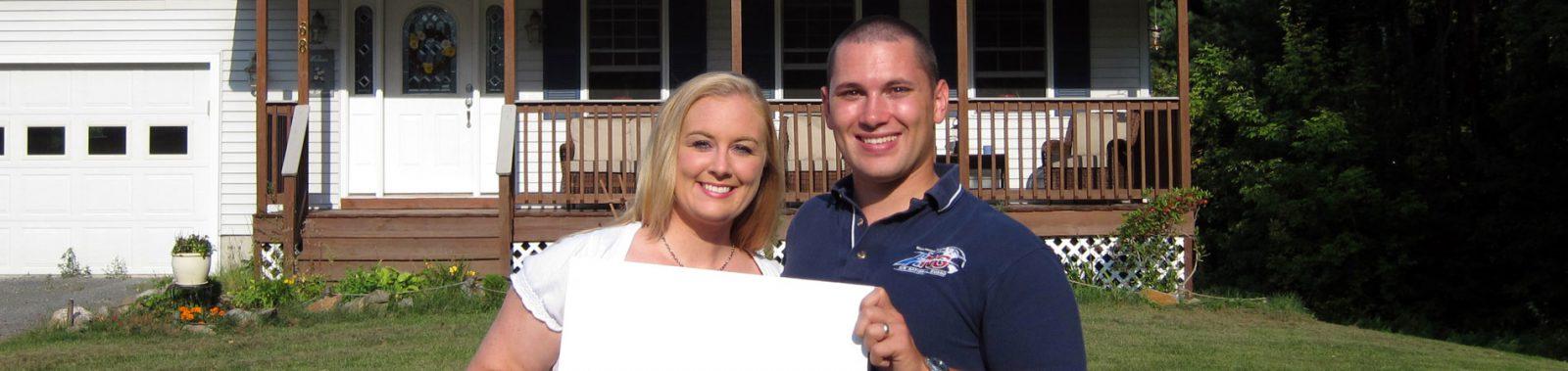 Happy Solar Couple from Dayton